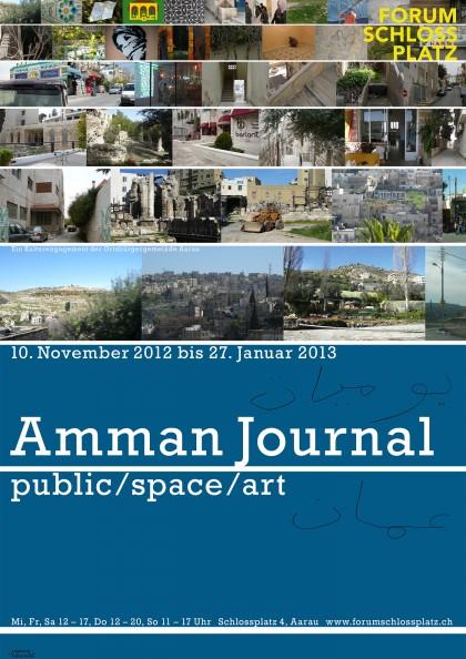 Vorschaubild für Amman Journal