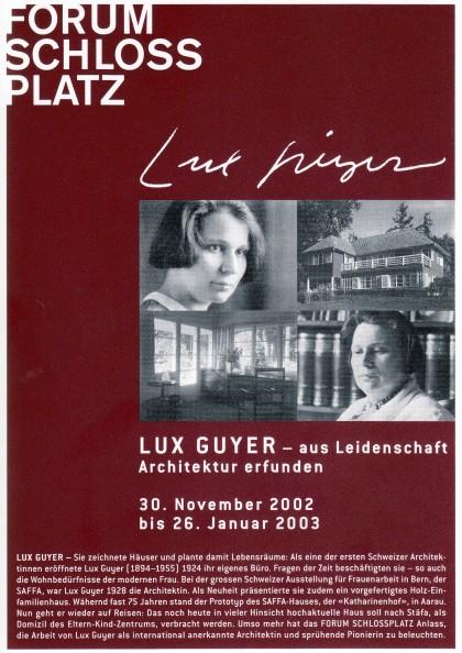 Vorschaubild für Lux Guyer