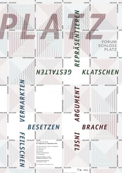 Vorschaubild für PLATZ. Die Stube der Stadt