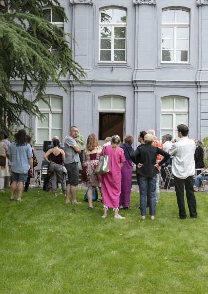 Vorschaubild fürWerkschau Artist in Residence